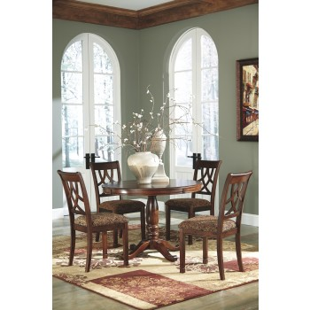 Leahlyn - Dining Table and 4 Chairs