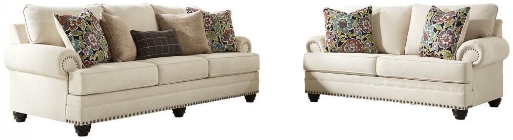 Harrietson - Sofa and Loveseat