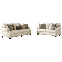 Harrietson - Sofa and Loveseat
