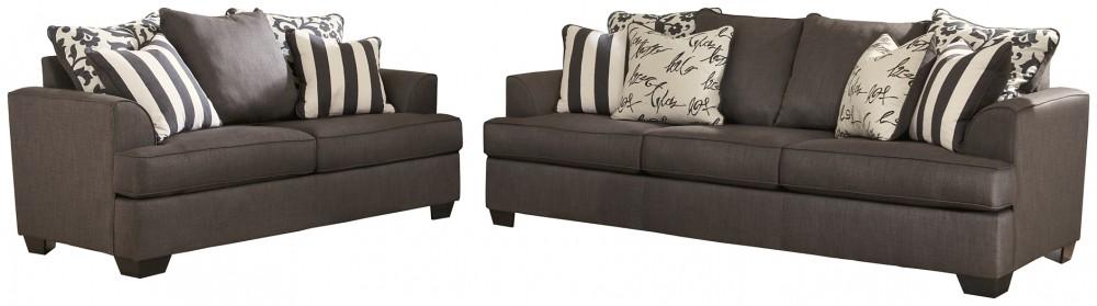 Levon - Sofa and Loveseat