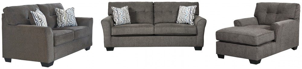 Alsen - Sofa, Loveseat and Chaise