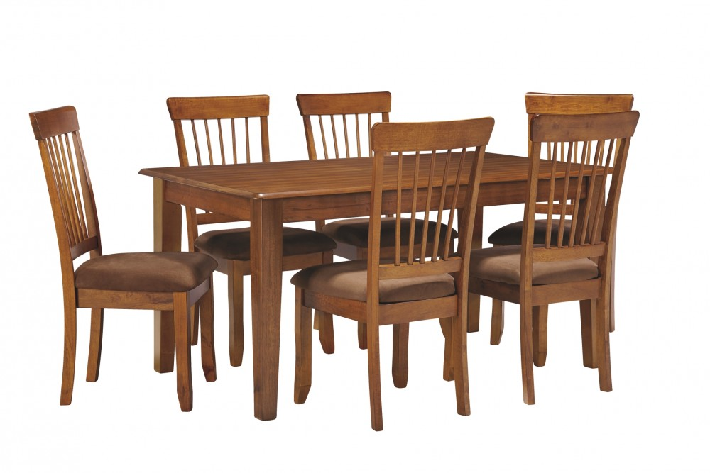 Berringer - Dining Table and 6 Chairs