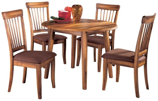 Berringer - Dining Table and 4 Chairs