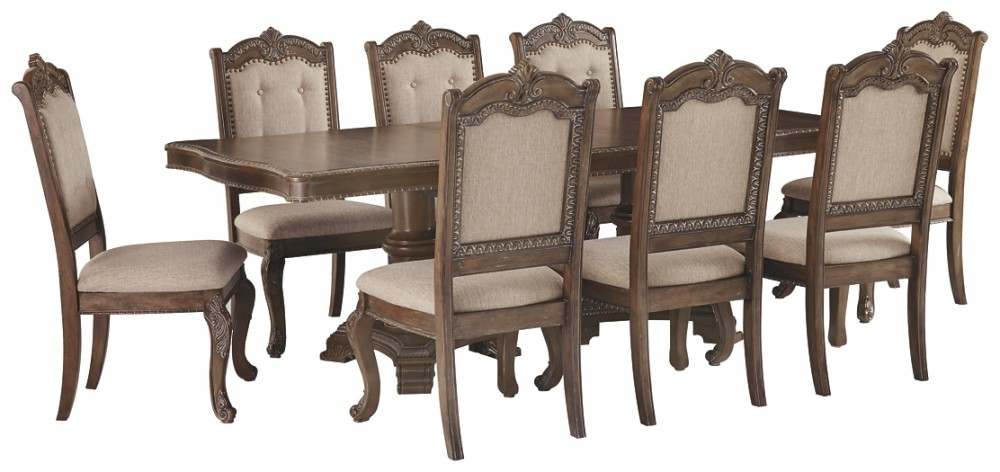 Charmond - Dining Table and 8 Chairs