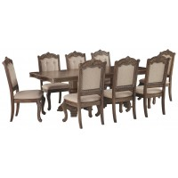 Charmond - 9-Piece Dining Room Package