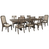 Wyndahl - Dining Table and 8 Chairs