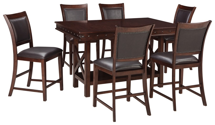 Collenburg - 7-Piece Dining Room Package