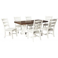Valebeck - Dining Table and 6 Chairs
