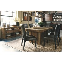 Sommerford - 8-Piece Dining Room Package