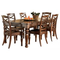 Porter - Dining Table and 4 Chairs