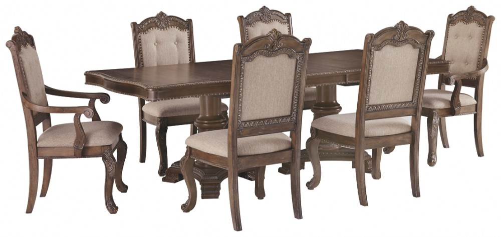 Charmond - Dining Table and 6 Chairs