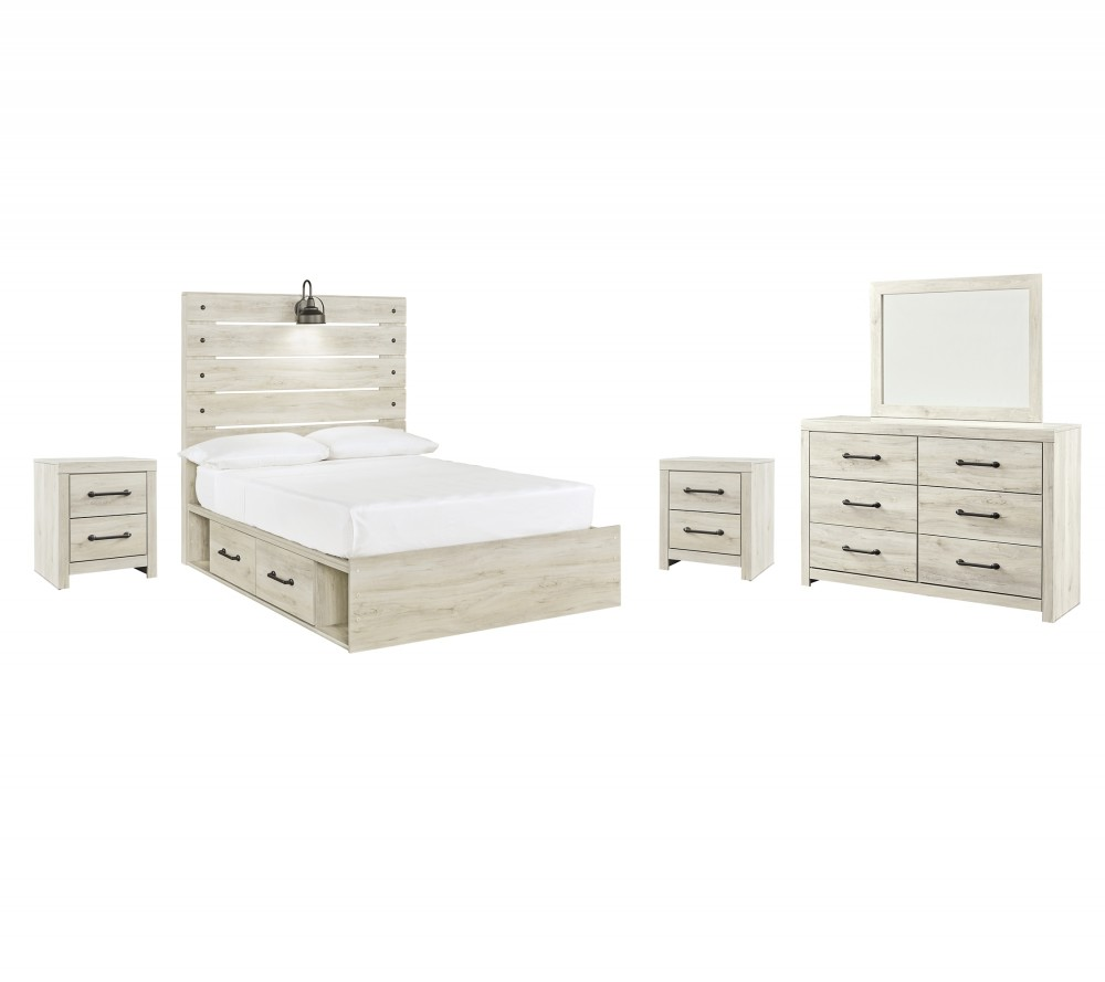 Cambeck - 7-Piece Bedroom Package
