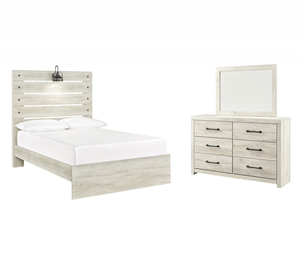 Cambeck - 5-Piece Bedroom Package