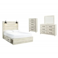 Cambeck - 6-Piece Bedroom Package