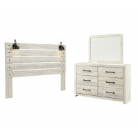 Cambeck - 3-Piece Bedroom Package