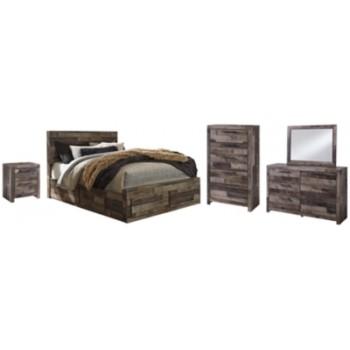 Derekson - 7-Piece Bedroom Package