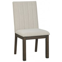 Dellbeck - Dining UPH Side Chair (2/CN)