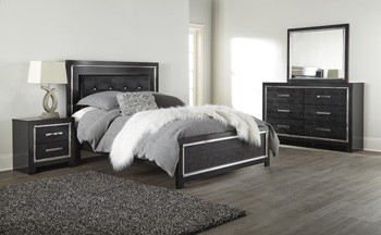 Kaydell - Queen/Full UPH Panel Headboard