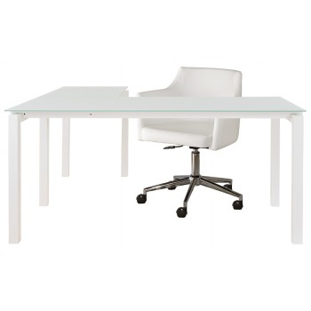 Baraga - Home Office Desk with Chair