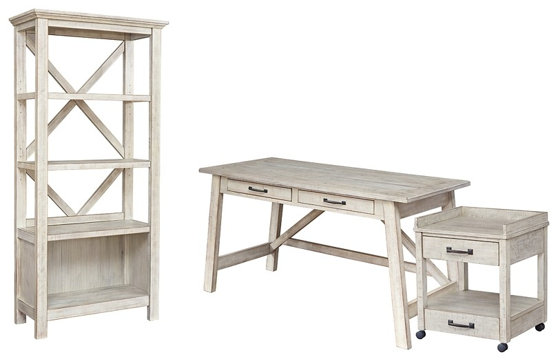 Carynhurst - Home Office Desk and Storage