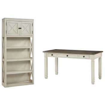 Bolanburg - Home Office Desk and Storage