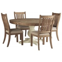 Grindleburg 5-Piece Dining Room Set
