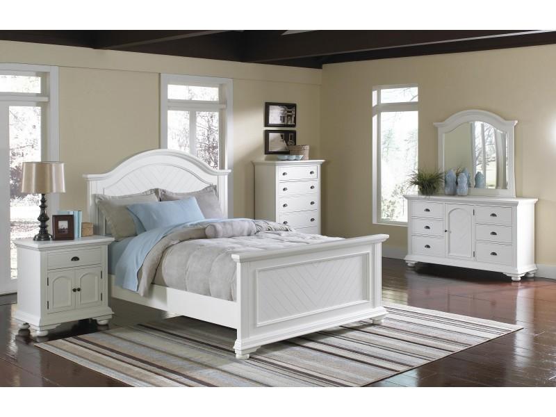 6pc Brooks Queen Bedroom Set