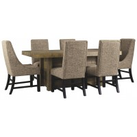Sommerford - Dining Table and 6 Chairs