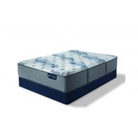 Blue Fusion 200 Plush Mattress Set (Queen) (Mattresses - Queen)