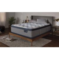 Blue Fusion 300 Plush Pillow Top Mattress Set (Queen) (Mattresses - Queen)