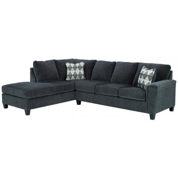 Abinger - 2-Piece Sleeper Sectional with Chaise