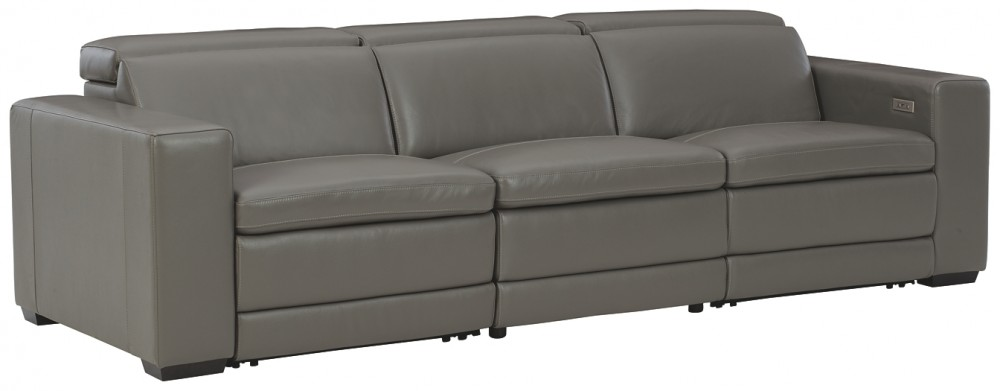 Texline - 3-Piece Power Reclining Sofa