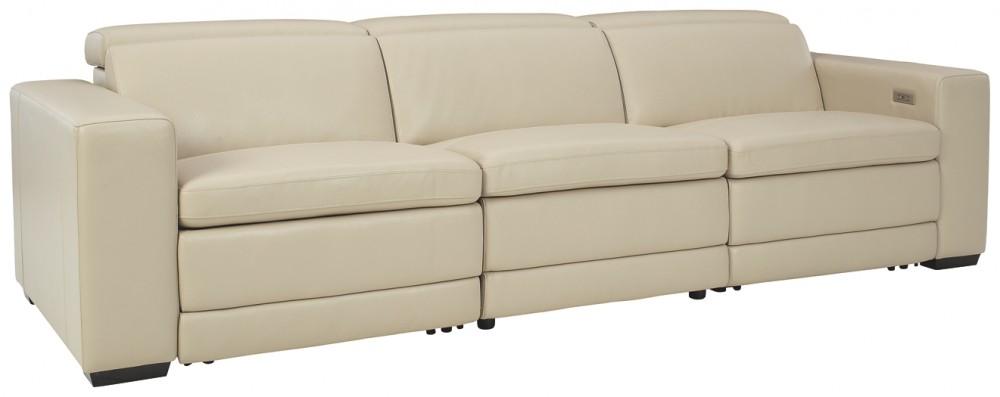 Texline - 3-Piece Power Reclining Sofa
