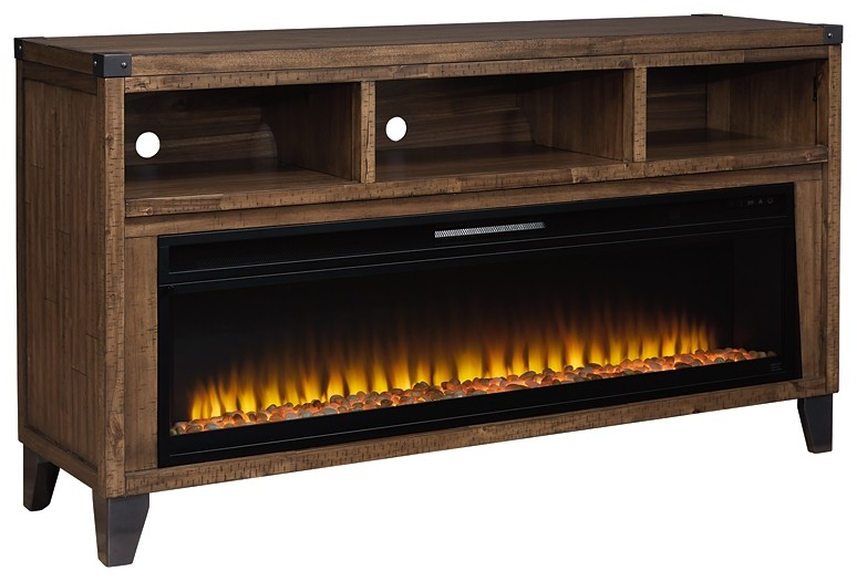 Royard 65 Tv Stand With Electric Fireplace W765w1 W10022 68 Consoles Vander Stoep Furniture