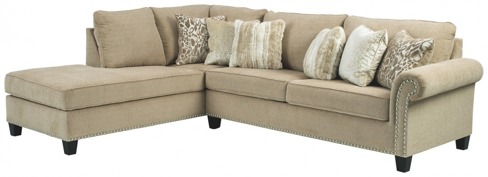 Dovemont - 2-Piece Sectional with Chaise
