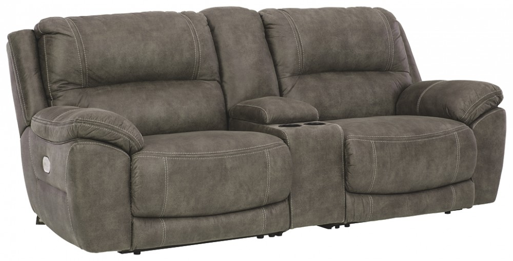 Cranedall - 3-Piece Power Reclining Sectional