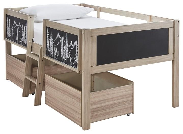 Wrenalyn - Twin Loft Bed