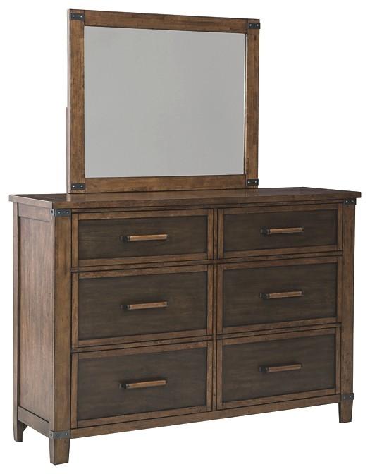 Wyattfield - Dresser and Mirror
