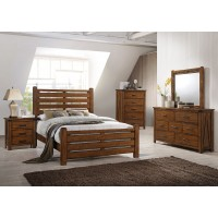 Logan Queen Bed