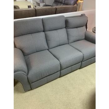 Flexsteel Power Reclining Sofa With Adjustable Headrest - Pike