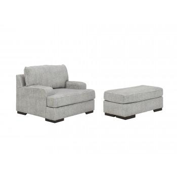 Mercado - Chair and Ottoman