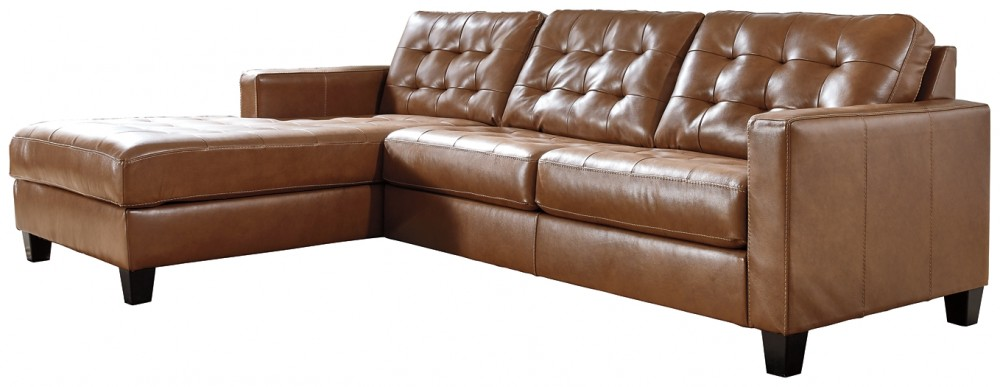 Baskove - 2-Piece Sectional with Chaise