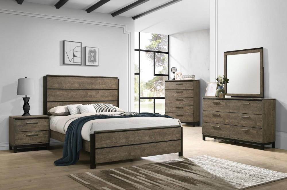 Lane Uptown 6pc King Bedroom Set