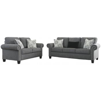 Agleno - Sofa and Loveseat