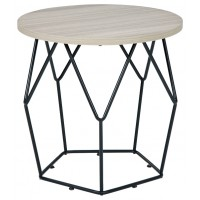 Waylowe - Round End Table