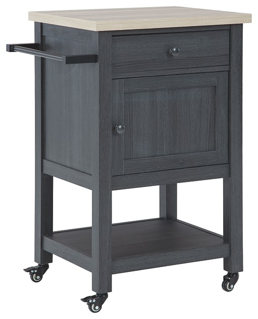 Boderidge - Bar Cart