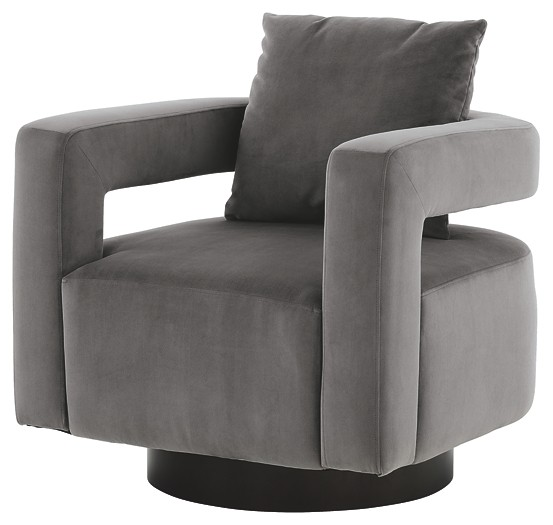 Alcoma - Swivel Accent Chair