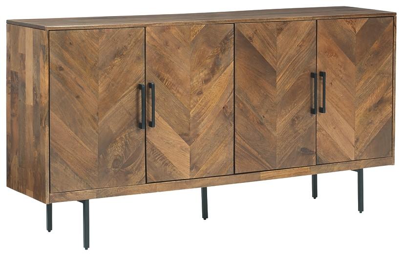 Prattville - Accent Cabinet
