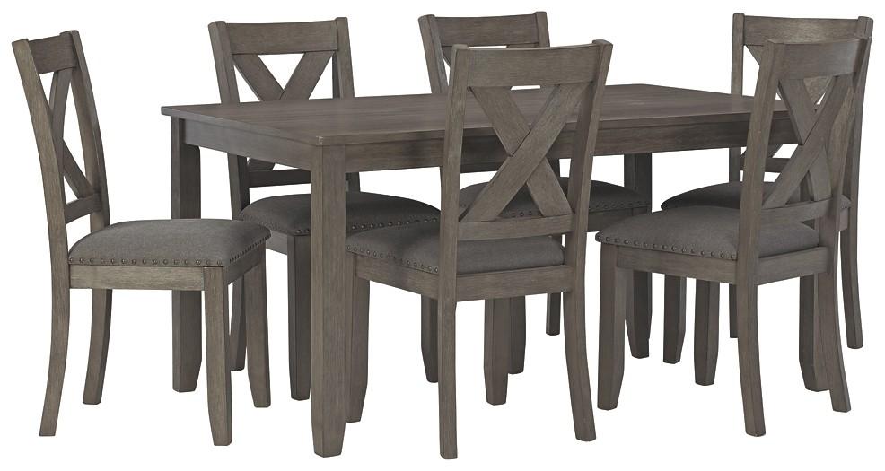 Caitbrook - RECT DRM Table Set (7/CN)
