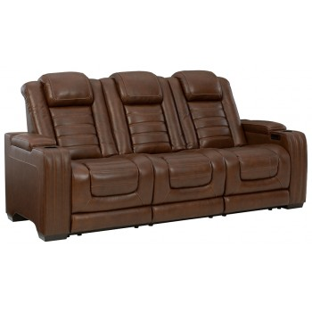 Backtrack - PWR REC Sofa with ADJ Headrest